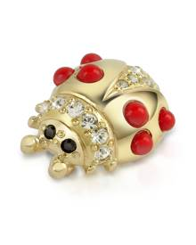 AZ Collection Designer Brooches & Pins, Ladybug Pin