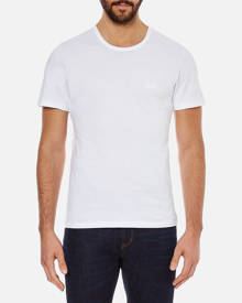 BOSS Hugo Boss Men's Three Pack T -Shirts - White - S - White