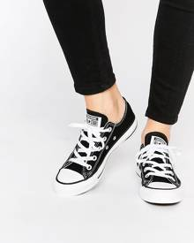 Converse Chuck Taylor All Star Core Black Ox Sneakers - Black
