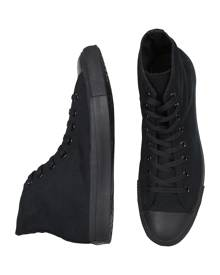 Converse - Chuck Taylor All Star Hi Sneaker Monochrome Black Sneaker