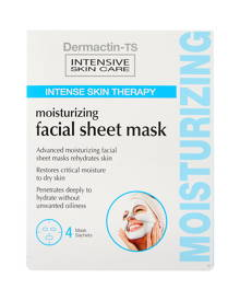 Dermactin - TS Moisturizing Facial Sheet Mask