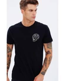 Deus Ex Machina - LA Skull Tee - T-Shirts & Singlets (Black)