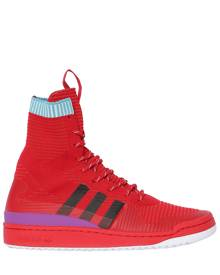 ADIDAS ORIGINALS Forum Adventure High Top Sneakers