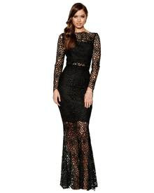 Grace & Hart - Scandal Gown - Black