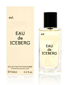 Iceberg Eau de Iceberg Pour Femme
