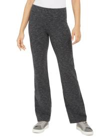 Ideology Flex Stretch Bootcut Yoga Pants, Only at Macy's