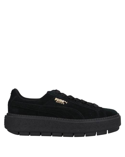 Puma Women s Low Sneakers - Shoes  56e8978ad