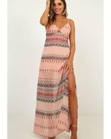 c46622b162445 Showpo Careless Fun Maxi Dress in boho print - 10 (M) Casual Dresses