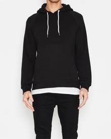 Superior Garment Co Hoodie Jet Black