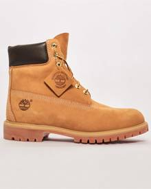Timberland 6-Inch Premium Boot Wheat Nubuck