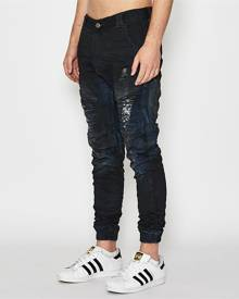 Nena & Pasadena Destroyer Pant Bleach Out