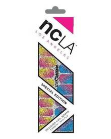 "NCLA Nail Wrap ""BEEN AROUND THE WORLD"" Melody Ehsani Limited Edition"