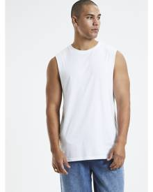 General Pants Co. Basics - Muscle T-shirt White