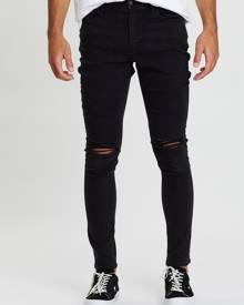 Lee - Z One Jeans - Jeans (6 Month Black) Z-One Jeans