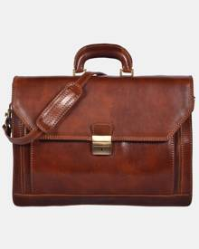 Republic of Florence - Leyton Brown - Bags (Brown) Leyton Brown