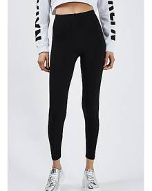 TopShop New Ankle Length Leggings - Black