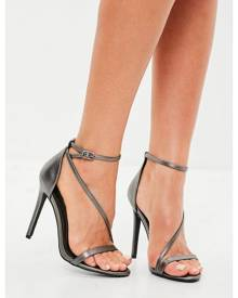 Missguided asymmetric barely there heels