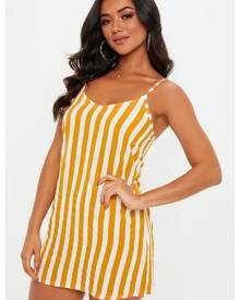 Missguided Stripe Cami Shift Dress
