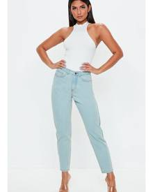 Missguided Vintage High Waisted Jeans