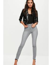 Missguided High Waisted Soft Skinny Jeggings