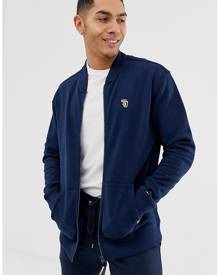5d58e793 Tommy Hilfiger Tommy Jeans contrast detail bomber jacket - Black