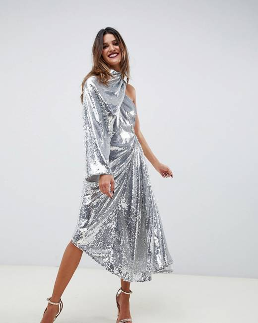16dd22d6cd64 Silver Women's Dresses - Clothing | Stylicy Australia