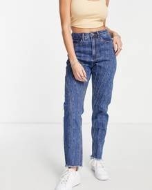 Object co-ord shirt in palm print-Green