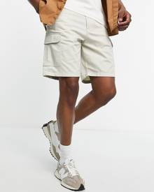 ASOS DESIGN oversized t-shirt in brushed lilac texture with chest embroidery-Purple