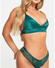 ASOS Dark Future oversized heavyweight T-shirt with chest embroidery in white