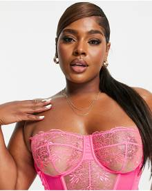 Wednesday's Girl relaxed smock top with peplem hem in leopard print-Brown