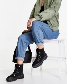Another Influence revere animal print short-sleeved shirt in black