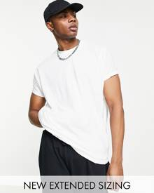 Flounce London jersey cut-out cami top in slate grey