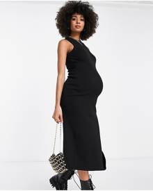 Missguided Plus oversized T-shirt with Michigan graphic in beige-Neutral