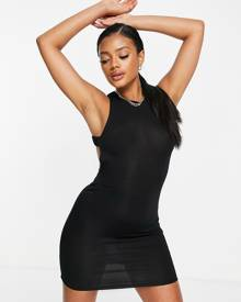 ASOS DESIGN tiered maxi beach skirt co-ord in blurred animal print-Multi