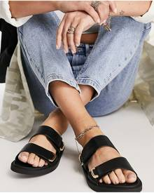 Mennace varsity bomber jacket in grey and black with embroidery and patches