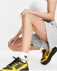 ASOS EDITION placement beaded cami top in black
