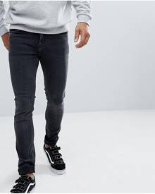 Cheap Monday Tight Skinny Jeans Night Sky - Black
