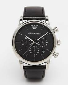 Emporio Armani AR1733 Watch - Black