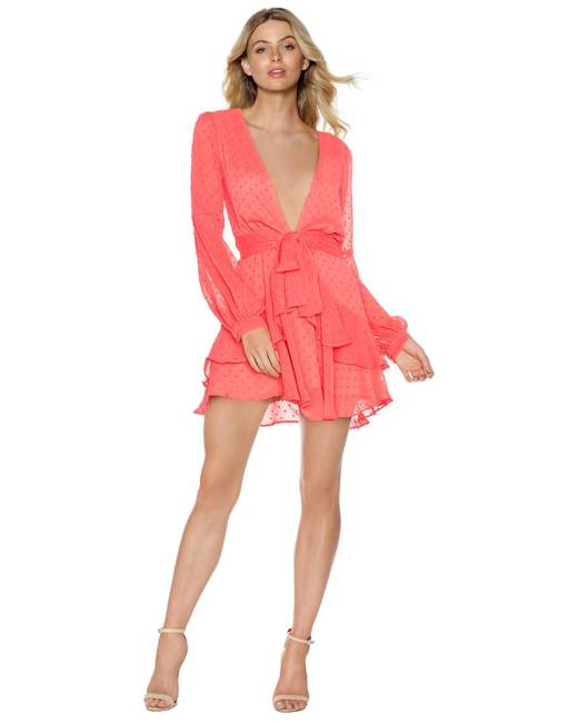 d6f93543d6fb For Love & Lemons Women's Long Sleeve Dresses | Stylicy