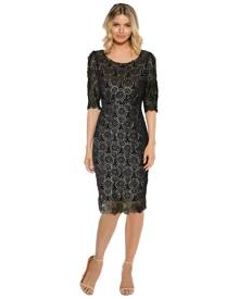 LUOM.O - High Society Lace Dress