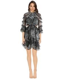 Zimmermann - Divinity Ruffle Dress