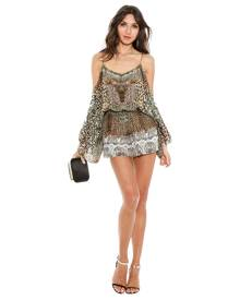 Camilla - Roar of the Court Playsuit