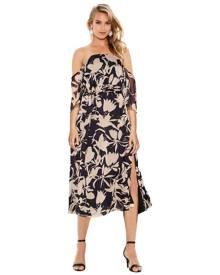 6e4f916771 Talulah - Orchard Off The Shoulder Maxi Dress