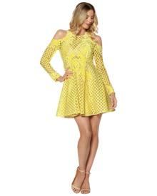 Thurley - Hybrid Dress - Daffodil