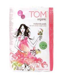 TOM Organic TOM Maternity Pads - Pack of 12