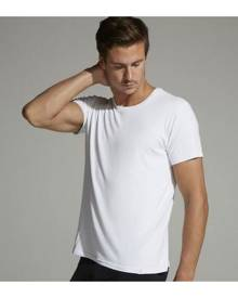Boody Bamboo Eco Wear BOODY Mens Crew Neck T-Shirt - White - Large