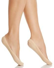 kate spade new york Scalloped Liner Socks
