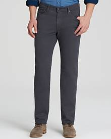 Ag Graduate New Tapered Fit Jeans in Cellar Gray
