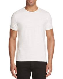 John Varvatos Collection Pima Cotton Slub Knit Tee