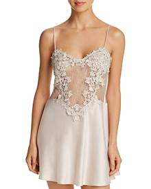 Flora Nikrooz Showstopper Charmeuse Chemise